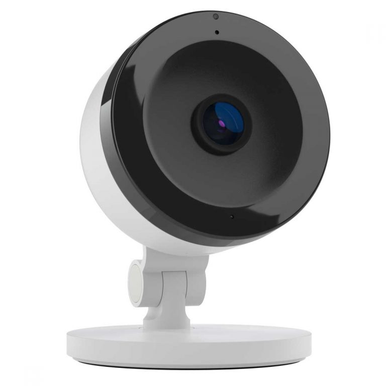 Liberty security indoors home video camera on surfacefor monitoring