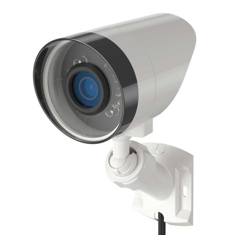Liberty security outdoor security camera video