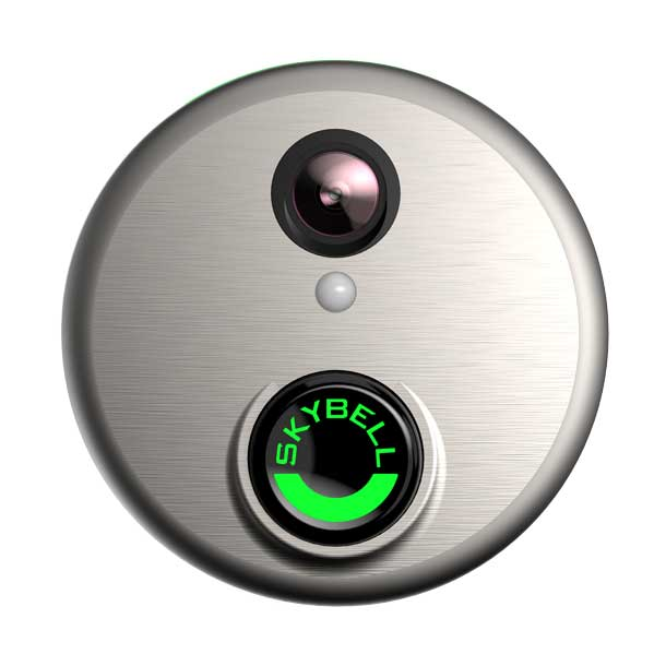 Liberty security camera doorbell skybell smart home monitoring