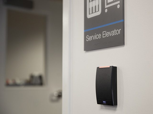 HID security access control
